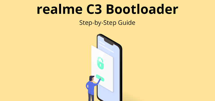 Realme C3 Android 10 bootloader unlock officially available now, here's a quick how-to guide