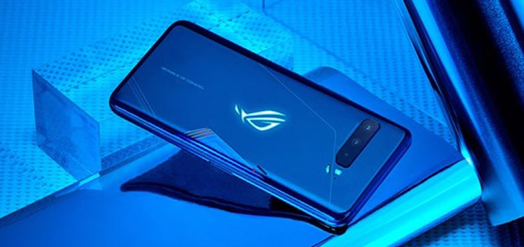 [Updated] Asus ROG Phone 3 first update brings AirTrigger for gameplay, Outdoor mode, three-finger screenshot feature & multiple bugfixes