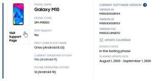 Galaxy-M10-Android-10
