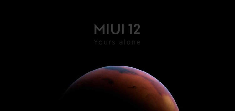 Xiaomi Mi MIX 3 & Mi MIX 2S MIUI 12 stable update rolling out (Download link inside)