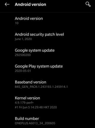 OnePlus-6T-June-update