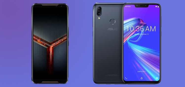 [Update: Sept. 11] Asus ZenFone Max M2 & ZenFone Max M1 Android 10 update status: Here's what we know so far