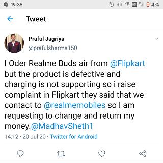 Realme-Buds-Q-Tweet