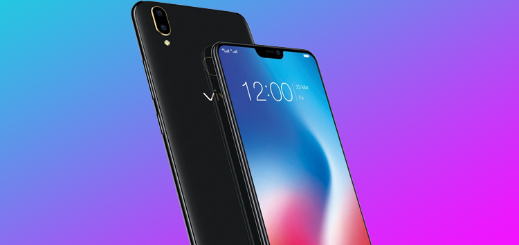 [Update: Conflicting info.] Vivo V9 Android 10 update (Funtouch OS 10) in the works, rollout expected soon