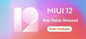 miui 12 stable beta redmi note 8 pro