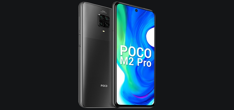 [Update: Official confirmation] Poco M2 Pro MIUI 12 update released partially to random users (Download link inside)