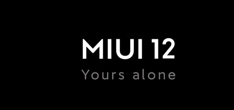 Future Xiaomi MIUI 12 update may restrict Wi-Fi usage on system apps, add adaptive refresh rate, & more