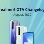 August update for Realme 6, 6i & Realme X50 adds smooth scrolling, charging decimal point, & more; Realme 3i gets it too