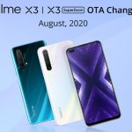 Realme UI gets the ability to uninstall apps directly in Homescreen; Realme X3 & X3 SuperZoom August update brings many new features