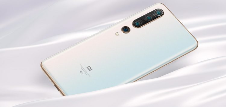 Xiaomi Mi 10 Pro MIUI 12 stable update rolling out in Europe (Download link inside)
