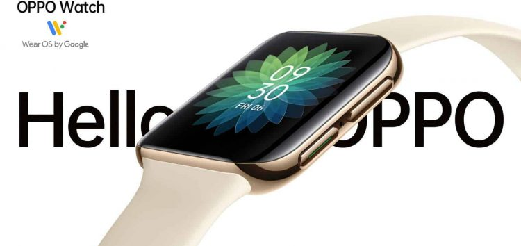 OPPO Watch Google Pay support not available in India, says support