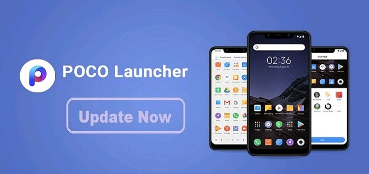 Latest Poco Launcher beta update (v2.20.1.10) adds overlapping app icons, bug fixes, & fluency optimizations