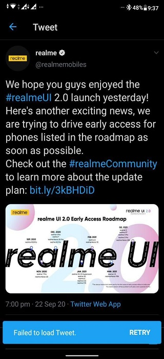 Realme-UI-2.0-Android-11-update-roadmap-announcement
