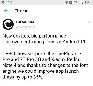 OnePlus-7-Android-11-CarbonROM