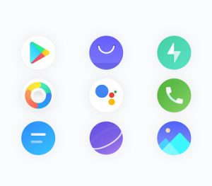 funtouch os 11 icons