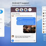 AirMessage (which enables iMessage on Android & Web) now supports Android 11