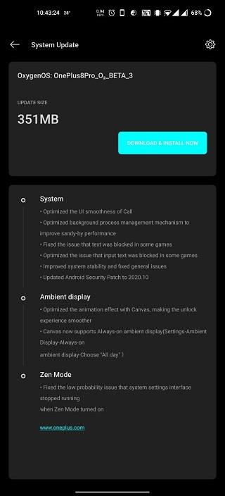 OnePlus-8-OxygenOS-11-Open-Beta-3