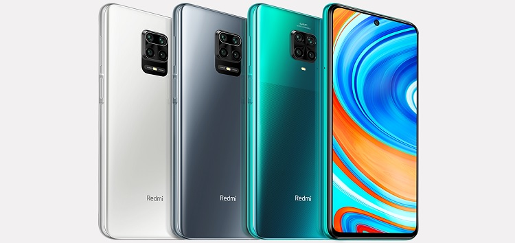 [It's live] Xiaomi Redmi Note 9 Pro MIUI 12 update confirmed to roll out this month for European variants