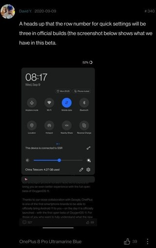 oxygenos-11-quick-settings