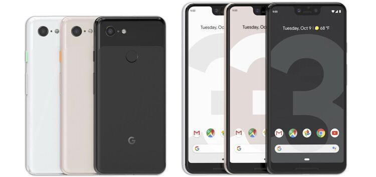 Google Pixel 3/XL motherboard failure (bootloop) & Pixel 3a/XL audio/sound issues after Android 11 update come to light