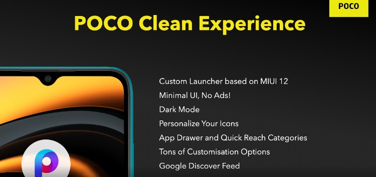 [Update: Official word] Has Poco Launcher been replaced with MIUI 12-based Custom Launcher?