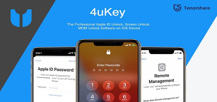 Tenorshare 4uKey iPhone Password Unlocker Review