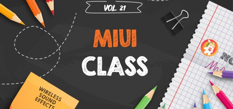 MIUI 12 wireless sound effects & Paper Mode in Reading Mode 3.0 features still limited to select users, wider rollout soon
