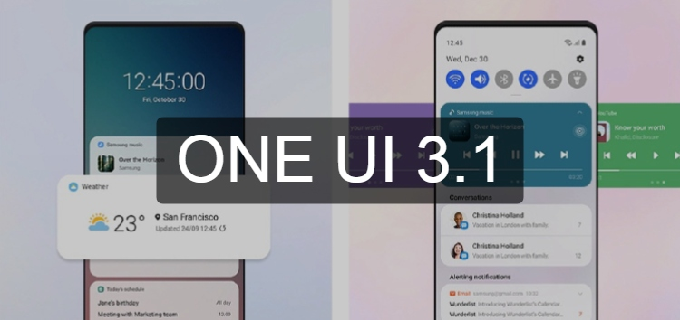 [Cont. updated] Samsung One UI 3.1 update tracker: All we know about this Android 11-based skin