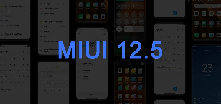 Xiaomi to reportedly suspend MIUI 12 beta program next week in preparation for MIUI 12.5 rollout