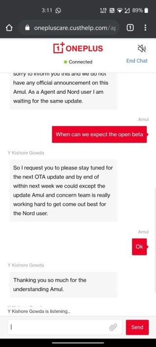 OnePlus_Nord_Android_11_update_wait_still_on