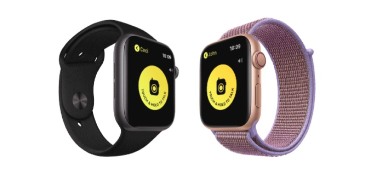 Apple Watch Walkie Talkie new conversation causes iPhone to ring; iOS 14 or watchOS 7 to blame?