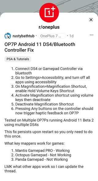 android-11-gaming-controllers-issue-workaround