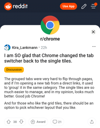 chrome-grid-layout