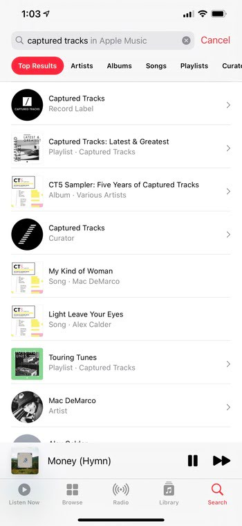record-labels-ios-14.5-music