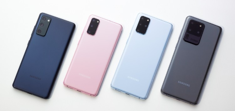 [Update: Galaxy Z Fold2 as well] Verizon Samsung Galaxy S20 series One UI 3.1 update rolling out
