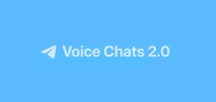 Telegram Voice Chat 2.0 feature goes live, here's what all it has to offer