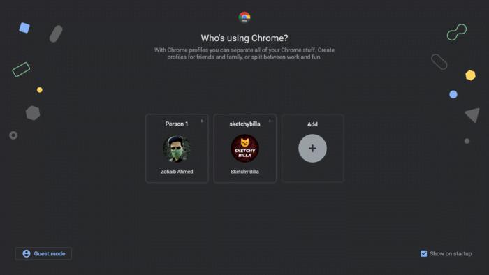 google-chrome-profiles-switcher