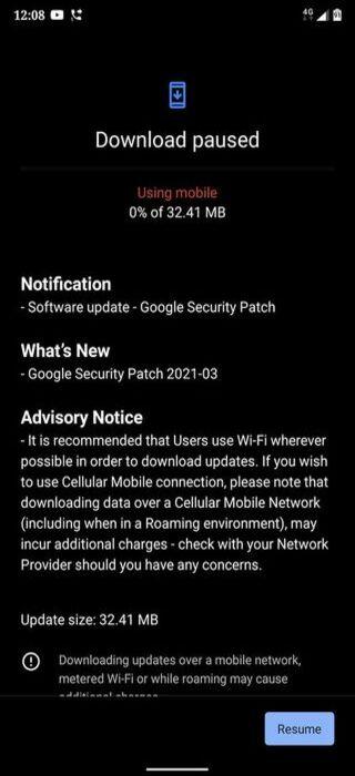 nokia-8.1-security-update