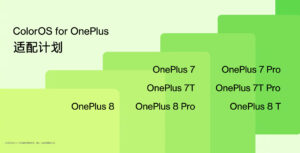 oneplus devices eligible for coloros 11 update