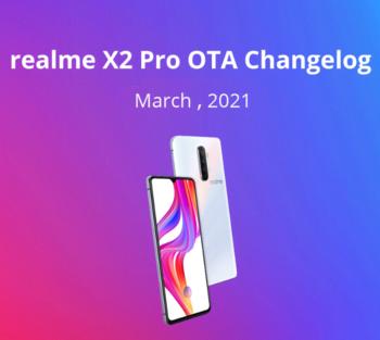 realme-x2-pro-changelog