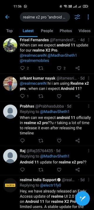 realme-x2-pro-stable-android-11-demands