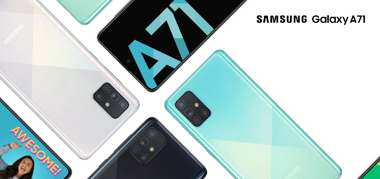 Samsung Galaxy A71 One UI 3.1 (Android 11) update released in India
