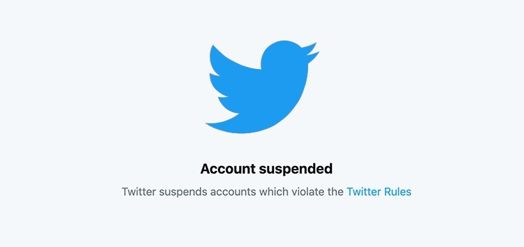 Twitter account suspended for rule violation? You're not alone, support confirms rise in cases