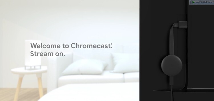 Chromecast with Google TV audio stuttering issue on YouTube, Twitch.tv 1080p60 streams allegedly forwarded to devs