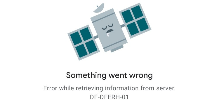 """Google Play error """"retrieving information from server"""" DF-DFERH-01 troubles users with purchases or downloads (workaround inside)"""