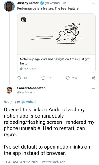 notion-android-glitch-when-opening-links-infinite-loop-issue