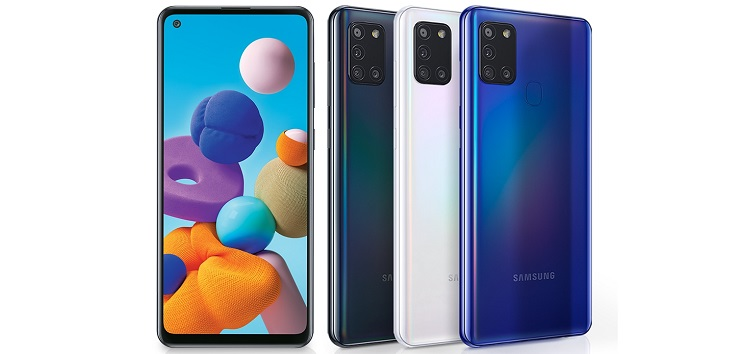 Samsung's Secure Folder coming soon to Galaxy A21s as testing allegedly enters final stage