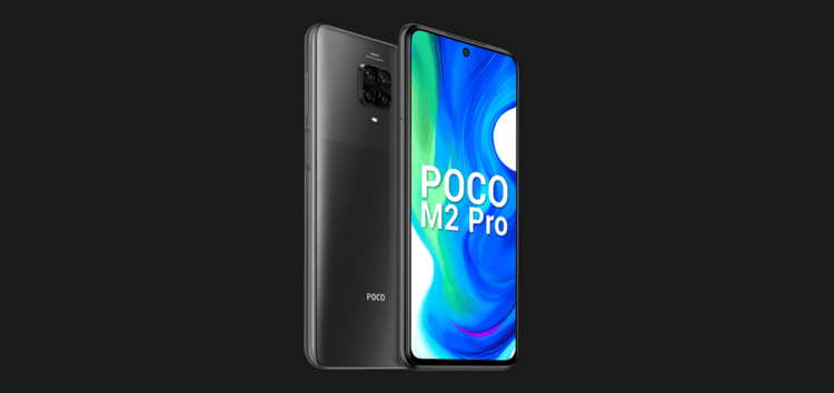 Poco M2 Pro Android 11 & MIUI 12.5 update expected by end of July, says community mod