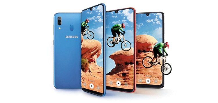 Samsung Galaxy A30 Android 11 (One UI 3.1) update begins rolling out