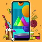 Samsung Galaxy M01 Android 11 (One UI 3.1) update audio issues with headsets surface